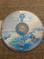 Speed Devils (Sega Dreamcast, 1999) Game Disc Only, Tested