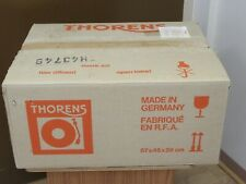 Thorens TD166 MKII Stereo Vintage Turntable record player With original box