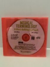 Medical Terminology A Word-Bulding Approach 6th Edition CD-ROM PC