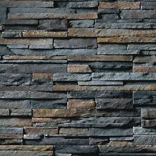 @ 6 Sheets self adhesive Brick stone wall 21x29cm Scale 1/12 Code jjk661
