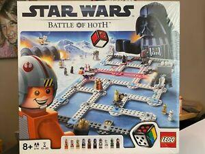 Lego Star Wars - Star Wars Battle of Hoth 3866 -  Gear:Game:  - BNIB/Sealed
