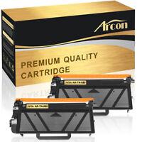 2PK Black for Brother TN880 Toner Cartridge DCP-L6600DW HL-L6200DW MFC-L6700DW
