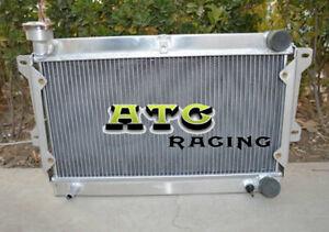 3 Row Aluminum radiator for Mazda R100/Familia Rotary 1000 1200 1300 1968-1973