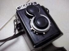 LUBITEL 2 LOMO Kamera T-22 4,5/75 MM Rarität Rollfilmkamera