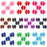 5 Packs Kids Hairpins Baby Girls Cute Ribbon Bows Hair Clips Hair Accessories