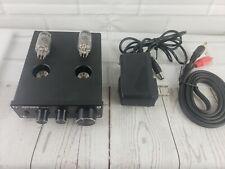 New listing Tube-A3 Preamplifier, Vacuum Tube Amplifier Buffer Mini Hi-Fi Stereo-R1-