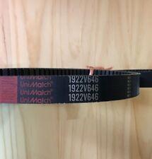 "1922V646 Variable Speed Belt 1.1875"" Wide, 22 Sheave Angle, 64.6"" Length"