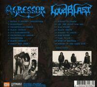 LOUDBLAST/AGRESSOR - LICENCED TO THRASH   CD NEU