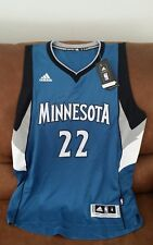 Andrew wiggins adidas minnesota timberwolves nba jersey NWT size M Men's