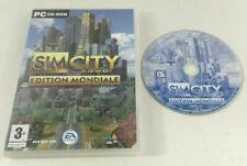 Jeu PC VF  Sim City 3000 Edition Mondiale  Disque parfait  Envoi rapide et suivi