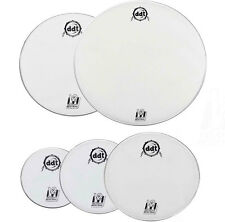 "DDT FUSION SET 10""/12""/14""/22""/14"" E-Drums Meshhead Fell-Set"