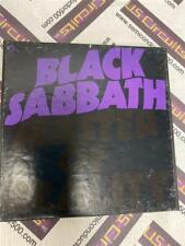 "Black Sabbath - Masters of Reality - 4-Track Tape - Reel to Reel - 7-1/2"" - WB"