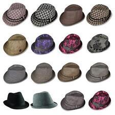 Chapeaux noir en feutre pour homme