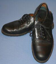 HS Trask Black Leather Shoes Mens Sz 11N 11 N H.S.