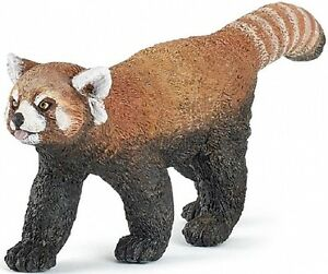 Papo 50217 Small Panda Red Panda Papo 3 1/2in Wild Animals