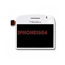 BlackBerry Bold 9000 LCD Display Screen and Digitizer (Sharp 001/004) – White