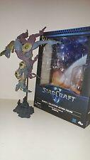 RARE Starcraft 2 Zeratul Protoss Dark Templar Action Figure Statue Series 1