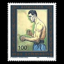 Austria 2005 - Boxing Max Schmeling Sports Famous People - Sc 1987 MNH