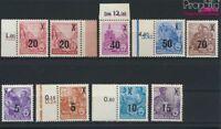 DDR 435-442 (kompl.Ausg.) mit 439b postfrisch 1954 Fünfjahresplan (II (9187993