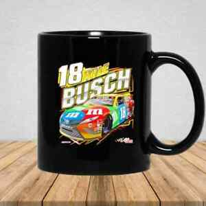 Joe Gibbs Racing Team Kyle Busch Mug Best Gift For Friend And Family Funny Cup