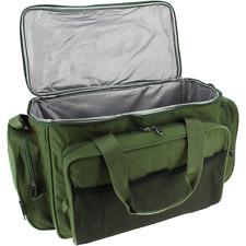 XL Angeltasche Carryall mit Isolierung 52x36x42cm 3 Außentaschen - Top Qualität