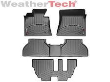 WeatherTech DigitalFit FloorLiner Mats for BMW X5 - 2007-2013 - Black