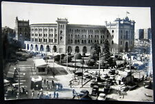 Spain ~ Espagne ~ 1933 Plaza De Toros ~ Bull Ring ~ Real Photo Pc Rppc