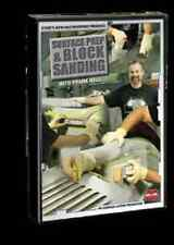 Steve's Auto Restorations Guide to Surface Prep & Block Sanding Dvd Airbrush Act