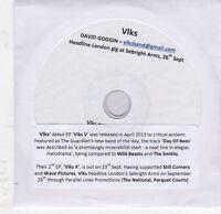 (EJ883) Vlks, Vlks V EP (debut) - 2013 DJ CD