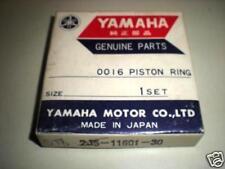 NOS Yamaha YZ80 Piston Ring Set .75 2J7-11601-30