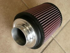 "Universal K&N Funnel Ram Air Filter fit 3"" Intake Pipes Air Filters for 3"" Pipes"