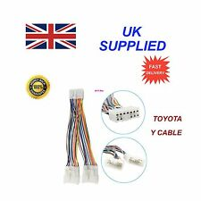 for Toyota Mp3 Sd Usb Cd Aux Module Cd Y cable for Dual Operation 5 + 7 Pin