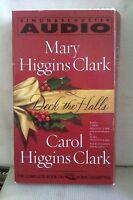 Deck the Halls by Mary &Carol Higgins Clark: Unabridged Cassette Audiobook (NN2)