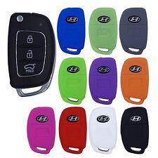 Hyundai Auto Schlüssel Cover Car Key Silikon Schutz Hülle i20 i40 Santa Fe ix25