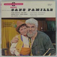 Sans Famille 33 Tours 25 cm Brasseur Blier Renand Misraki
