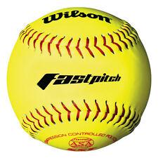"""Wilson A9031 Asa 12"""" Softball - 1 Dozen"""