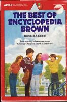 The Best of Encyclopedia Brown: The Case of the Ex