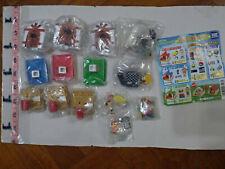 Takara Tomy Arts Nintendo Animal Crossing House mini figure gashapon 5 pcs