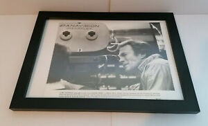 Clint Eastwood Black & White press photo Dirty Harry in sudden impact Framed #3