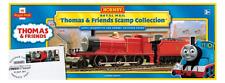 R9687 Hornby 00 Thomas & Friends James Red Engine Loco British Stamp Collection
