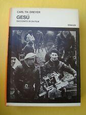 CARL TH. DREYER-GESU'-RACCONTO DI UN FILM-EINAUDI SAGGI 1969