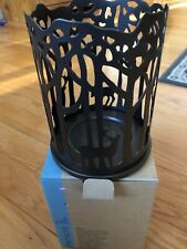Partylite P91215 Woodland Light Candle Sleeve Holder 6� Tall Display Stand