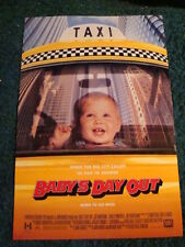 BABY'S DAY OUT - MOVIE POSTER