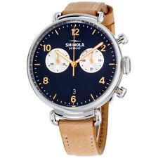 Shinola The Canfield Quartz Movement Blue Dial Ladies Watch 20001931