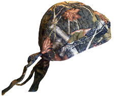 Oak Hunter Camp Leaf Tree Camo Doo Rag Headwrap Skull Cap Sweatband Capsmith