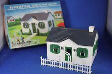 Plasticville - #1629-100 Bungalow - Complete - Box - Excellent