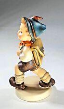 Hummel Goebel Figurine, School Boy #82 2/0, Full Bee, TMK2, (1950-59)