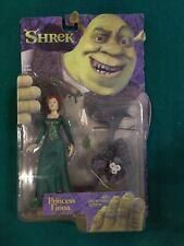 Princess Fiona Leg Kicking Action Mcfarlane Action Figure Shrek 2001 rare