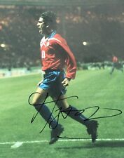 Marcelo Salas signed 10x8 photo UACC AFTAL RACC Trusted dealer Image B