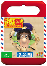 Postman Pat Special Delivery Service DVD R4